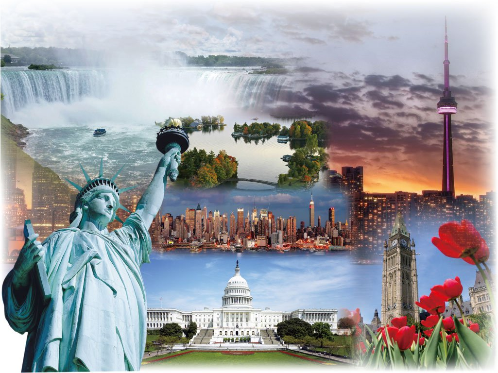6-Day US East Coast, Niagara Falls Vacation Package from New York with Airport Transfers
