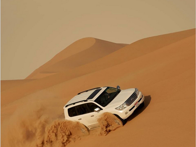 Evening Desert Safari Tour from Abu Dhabi