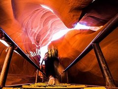 1-Day Antelope Canyon & Horseshoe Bend Fully Guided Bus Tour from Las Vegas