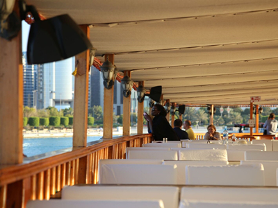 Abu Dhabi Marina Sightseeing Dhow Cruise Tour from Abu Dhabi