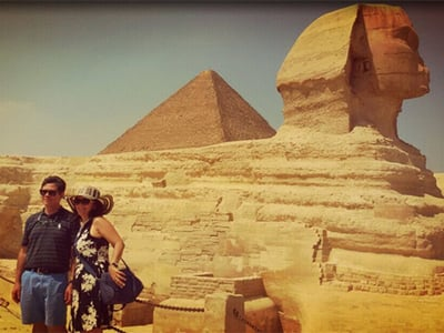 7-Day Egypt and Dubai Tour from Cairo