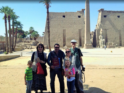 10-Day Egypt Family Tour from Cairo