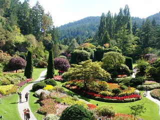 2-Day Victoria, Butchart Garden Tour from Vancouver