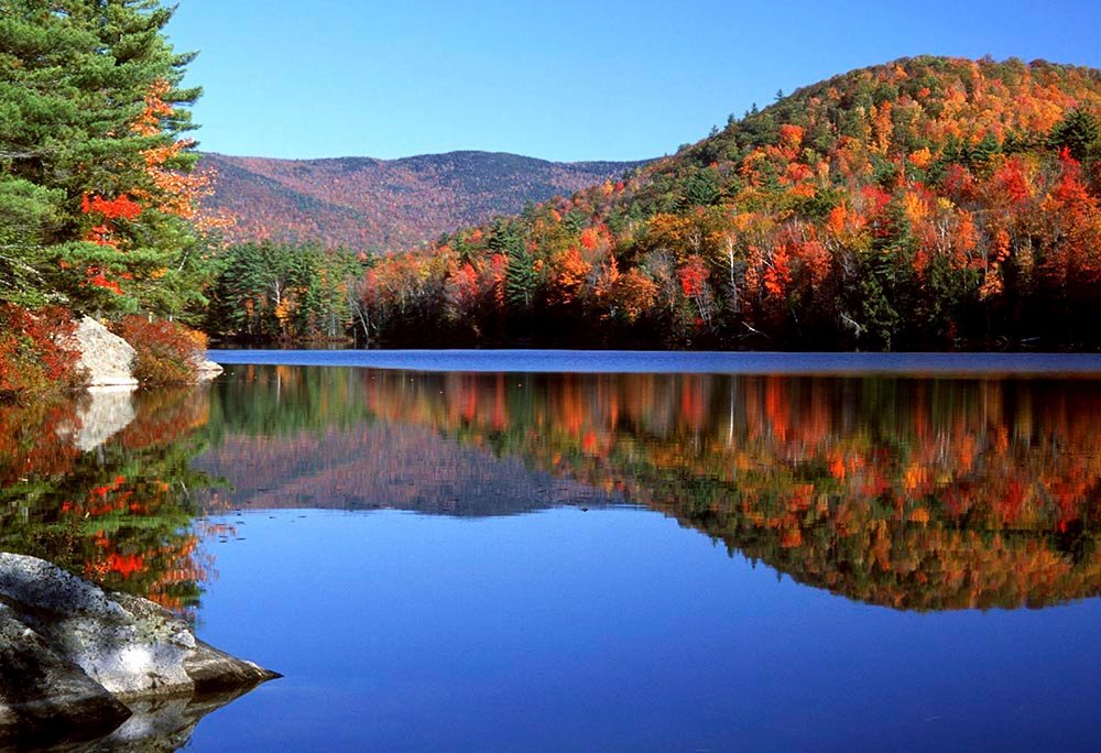 5-Day New England Fall Foliage Vermont Rout Tour from Boston with Airport Pick up and Transfer