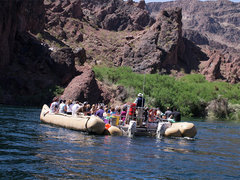 1-Day Black Canyon River Adventure Tour from Las Vegas