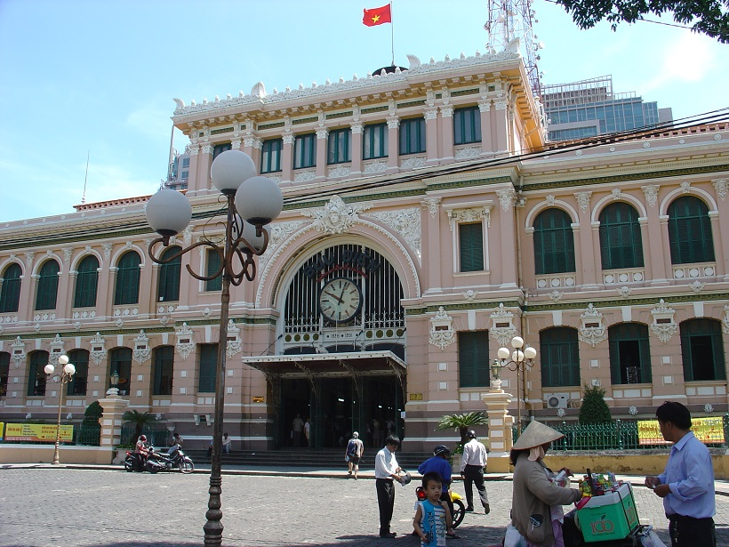 Ho Chi Minh City and Cu Chi Tunnels Excursion
