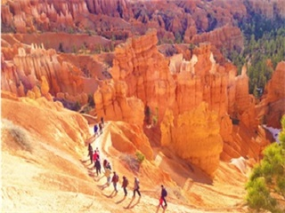 5-Day Antelope Canyon, Bryce Canyon, Lake Powell and Grand Canyon West Rim Tour from San Francisco/Los Angeles/Las Vegas