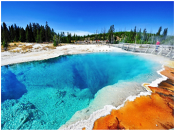 12-Day Yellowstone National Park, Grand Canyon, Las Vegas, San Francisco, Theme Parks Tour Package from Denver