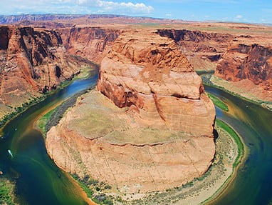 1-Day Grand Canyon Drive, Fly & Float Tour from Las Vegas