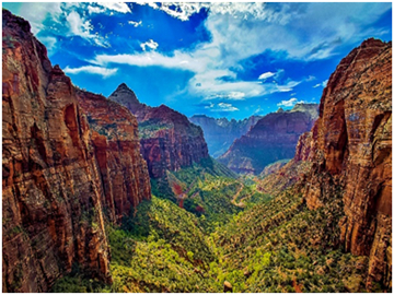 8-Day Antelope Canyon, Horseshoe Bend, Bryce Canyon Overnight, Zion National Park Tour from Los Angeles
