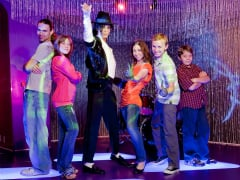 Hollywood Behind-the-Scenes and Madame Tussauds Tour