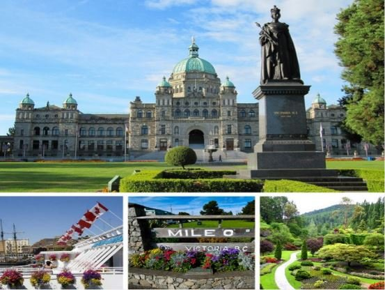2-Day Victoria, Butchart Garden Summer Tour from Vancouver...