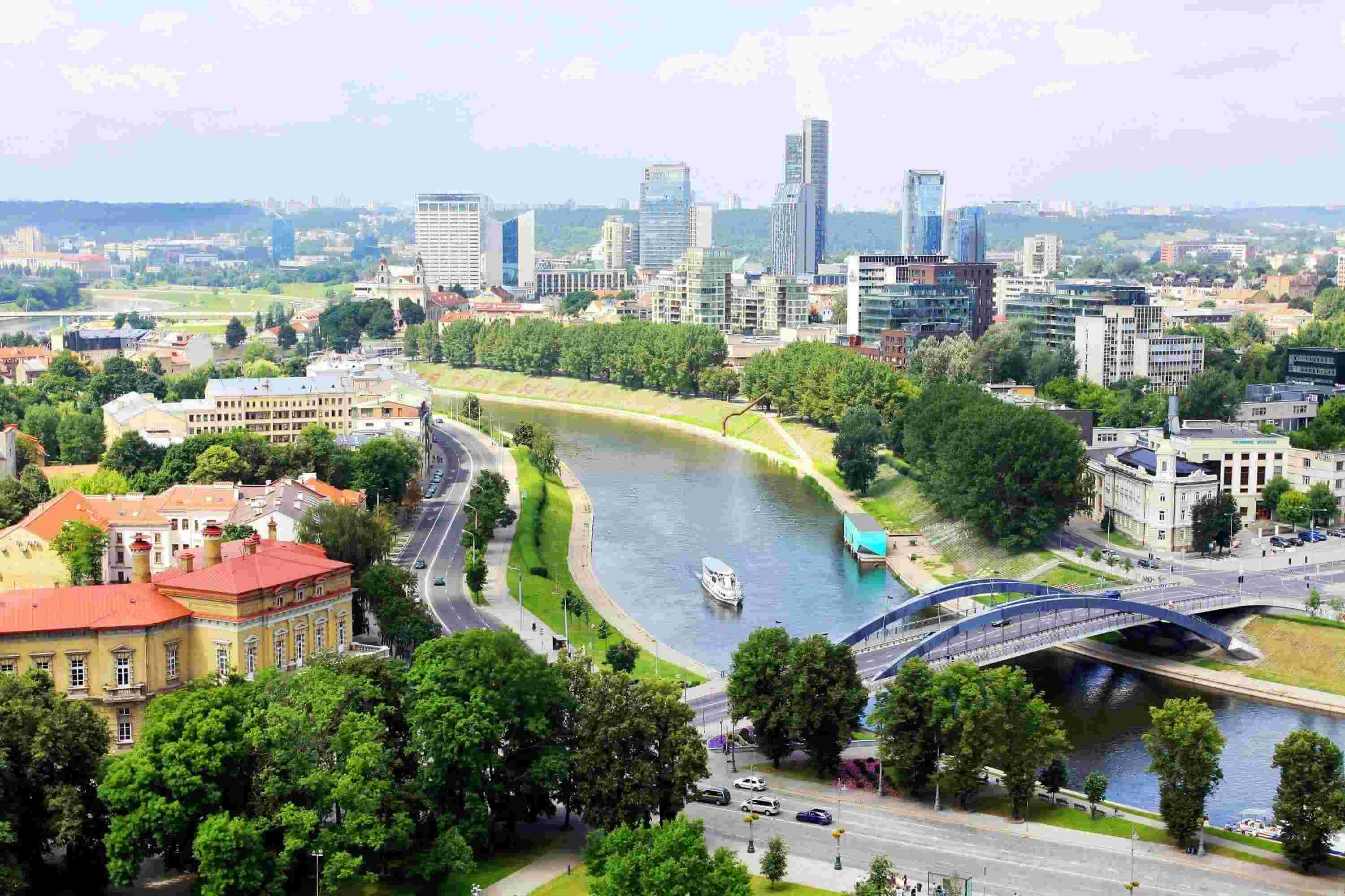 8-Day Baltic Highlights Tour from Vilnius