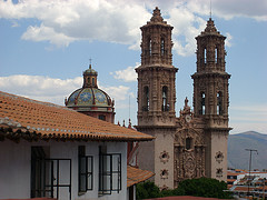 Passion of Christ in Taxco