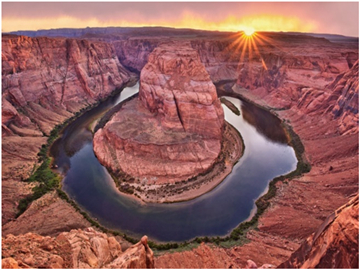 4-Day Antelope Canyon, Horseshoe Bend and Las Vegas Tour from Los Angeles with Airport Pickup