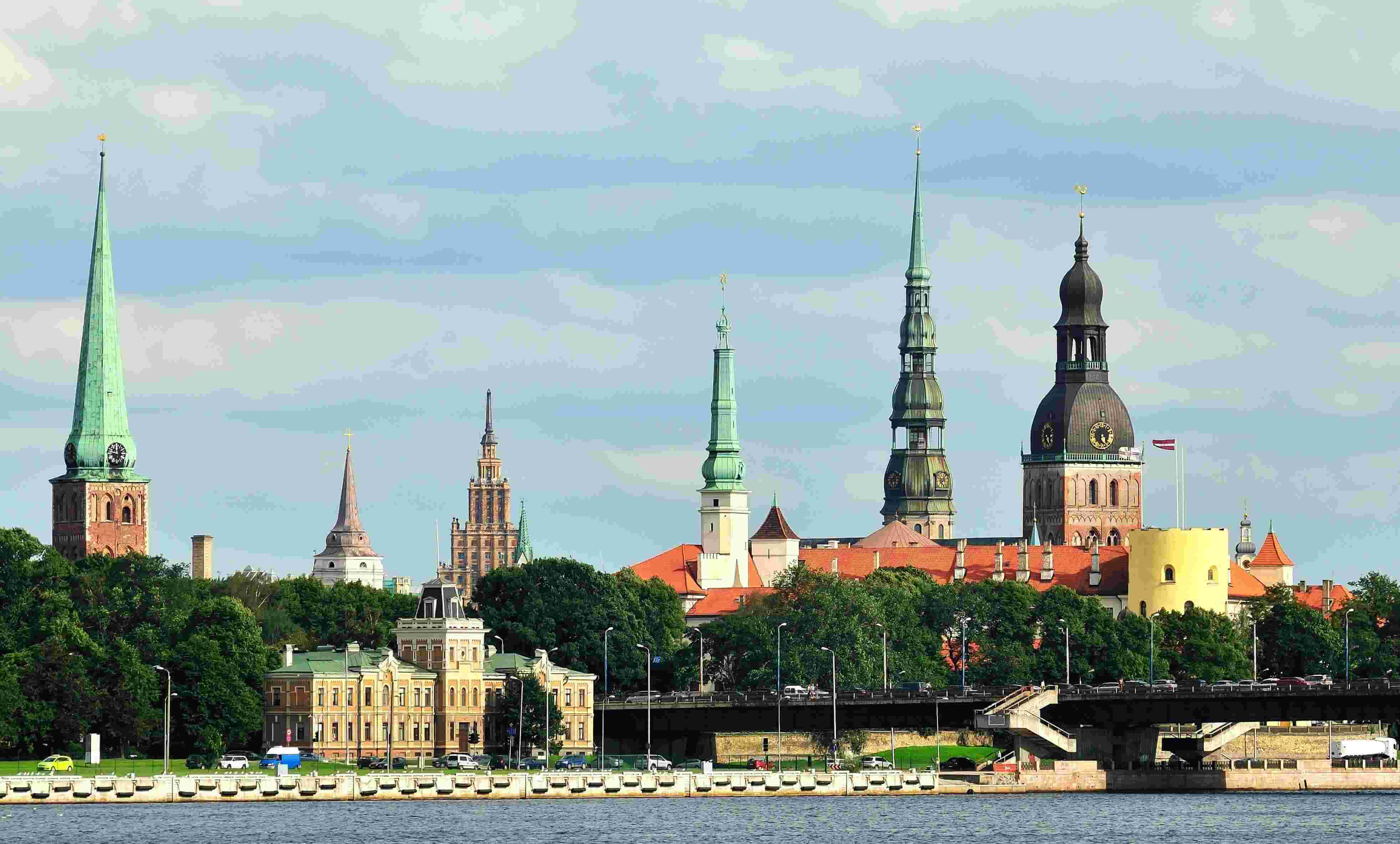 10-Day Baltic Capital Tour from Riga