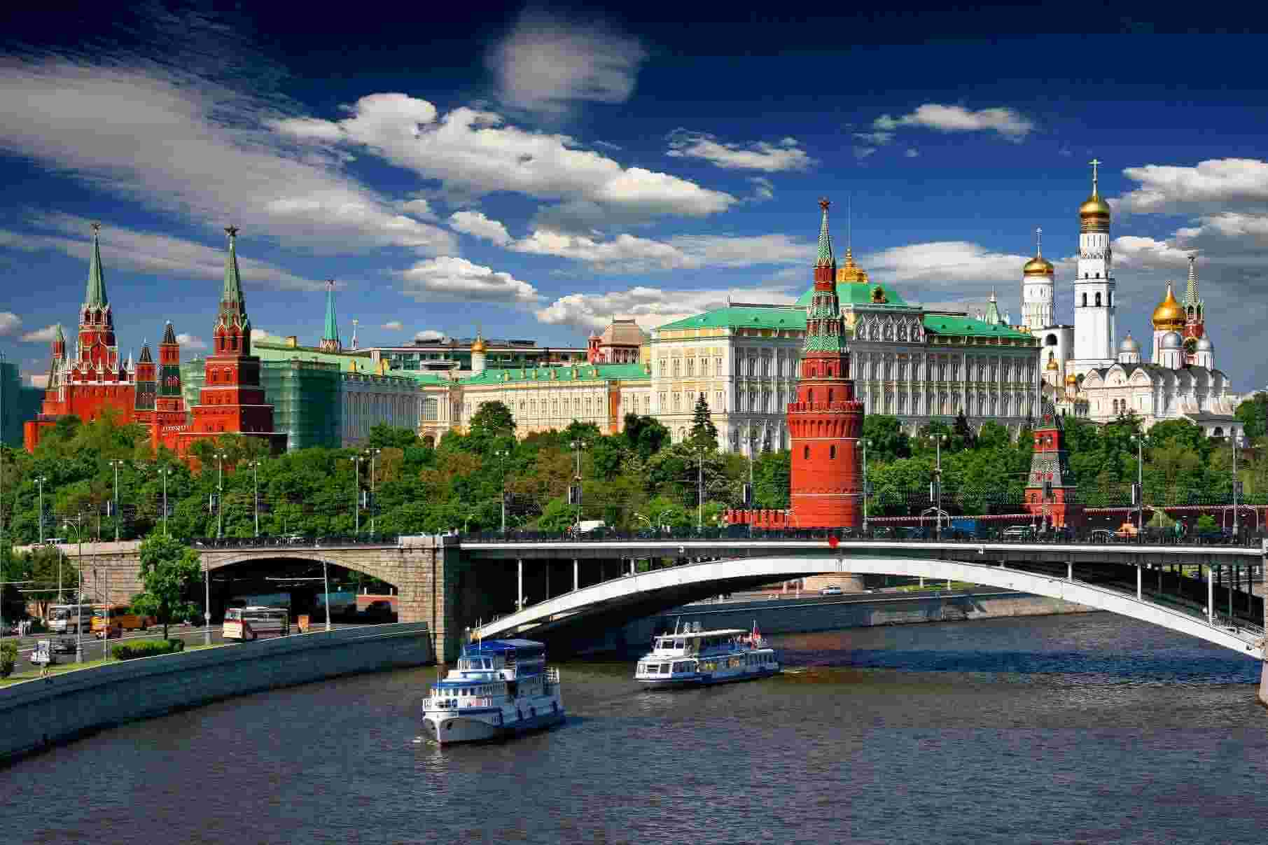7-Day Russian Capitals Tour from St. Petersburg