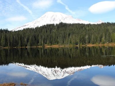 4日游-奥林匹克国家公园-司诺蕾米瀑布-西雅图德国村-雷尼尔火山国家公园(西雅图机场接送)