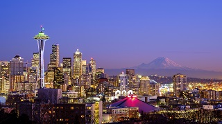3-Day Seattle and  Mt. Rainier Tour from Seattle with Airport Transfer