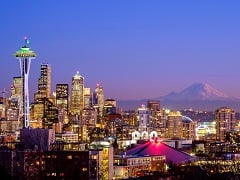 5-Day Seattle, Mt. Rainier, Olympic National Park, Leavenworth German Town Tour from Seattle with Airport Transfer