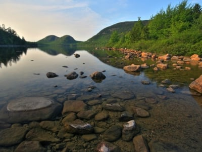 4-Day Boston, Maine Acadia National Park, Bar Harbor Tour from New York