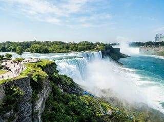 4日游-尼亚加拉大瀑布-费城-华盛顿旅游团 (纽约出发)