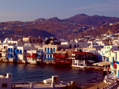 7-Day Mykonos, Santorini, Ios Greece Island Explorer Tour from Mykonos