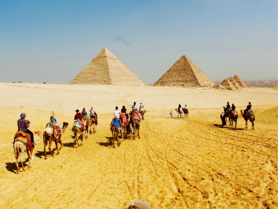9-Day Felucca Odyssey Egypt Tour from Cairo with Airport Transfer