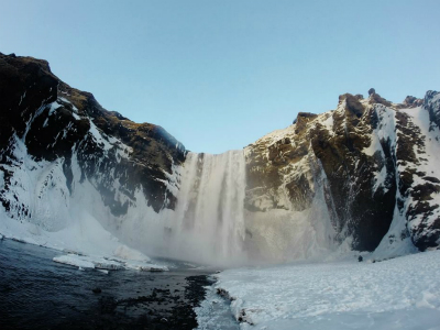 8-Day Iceland Circle Tour with Northern Lights Viewing from Reykjavik with Airport Transfer