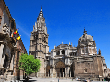 5-Day Cordoba, Seville, Granada, Costa Del Sol, Toledo Tour from Madrid