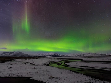 7-Day Half-Circle of Iceland Guided Winter Tour from Reykjavik