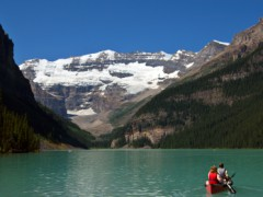 7-Day Western Canada National Parks Camping or Lodging Tours from Seattle