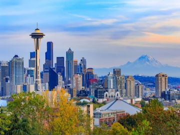 6-Day Seattle, Portland, San Francisco Tour from Seattle