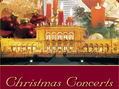 Christmas Concerts with Optional Festive Dinner in Vienna