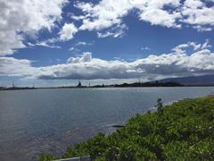 珍珠港-歐胡島-波里尼西亞文化中心4日游(檀香山接送機)