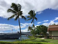 5-Day Pearl Harbor, Honolulu, Mini-Circle Island, Polynesian Cultural Center Tour from Honolulu with Airport Transfers