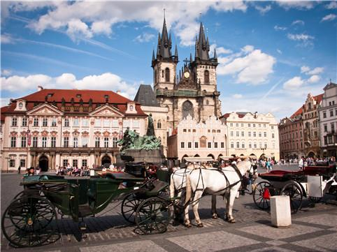 2-7 Days Prague, Budapest, Vienna, Lucerne, Frankfurt  Central Europe Flexible Tour from Prague in Chinese