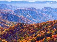 4-Day Atlanta, Great Smoky Mountains, Chattanooga Tour from Atlanta with Airport Transfer