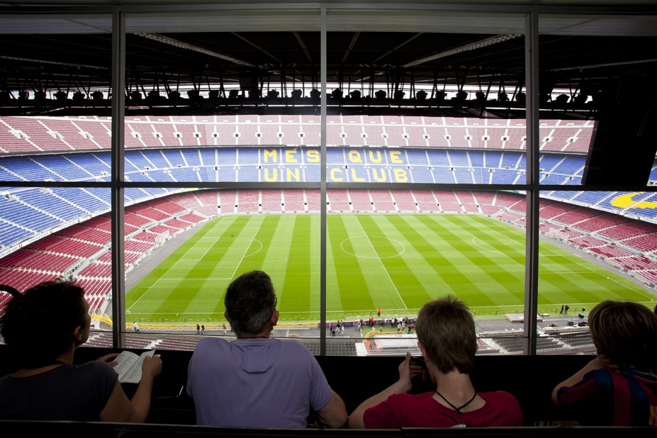 FC Barcelona Fan Experience: Camp Nou Guided Visit with Brunch