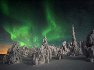 4-Day Yellowknife Aurora Winter Tour from Yellowknife