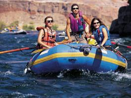 1-Day Grand Voyager West Rim Helicopter & Boat Ride Tour from Las Vegas