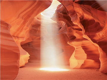 7-Day Antelope Canyon, Horseshoe Bend, Monument Valley, Las Vegas, Santa Monica Tour from Los Angeles