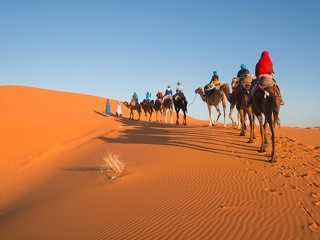 6-Day Fez, Merzouga, Dades Valley, Ouarzazate and Marrakech Tour from Casablanca