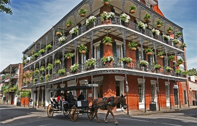 7-Day Dallas, Fort Worth, Austin,San Antonio,New Orleans Tour from Houston with Airport Transfers