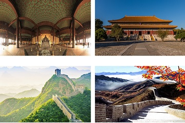 1-Day Changling Mausoleum and Badaling Great Wall Tour from Beijing