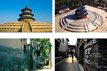 1-Day Temple of Heaven and Beijing Old Hutong Tour from Beijing