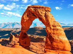 7-Day Las Vegas, Grand Canyon, Zion, Arches National Parks Tour from San Francisco/Los Angeles/Las Vegas