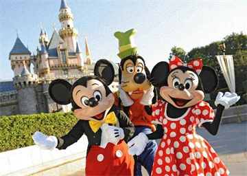 6-Day Theme Parks and Los Angeles City Tour from Los Angeles