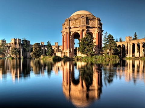 9-Day San Francisco, Yosemite, Grand Canyon, Antelope Canyon, Napa Valley and Theme Park Tour from San Francisco