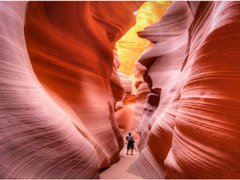 11-Day Sequoia, Kings Canyon, Antelope Canyon, Grand Canyon West Rim and Los Angeles Tour from San Francisco